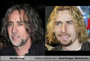 Yeeesh, that's too bad, Chad Kroeger.