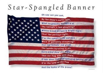 The Case Against the Star-Spangled Banner