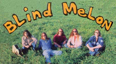 On October 21, 1995, Shannon Hoon (second from left) died of a cocaine overdose.  He was 28.