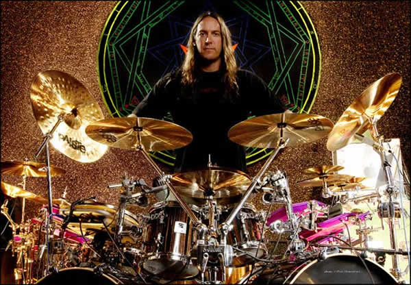 Danny Carey of Tool