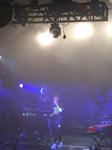 Years & Years frontman Olly Alexander electrifies the crowd at Heaven.
