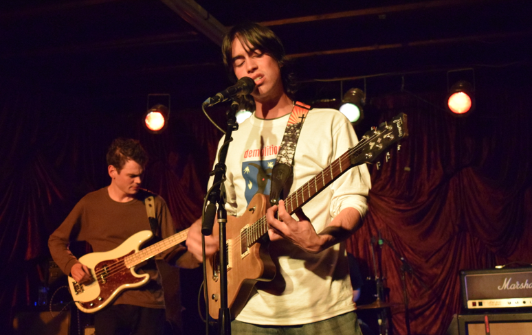 Alex G at The End (10/29)