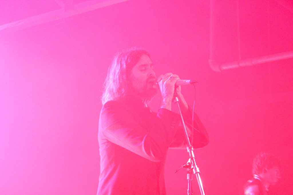 Miike Snow lights up the stage at Marathon Music Works