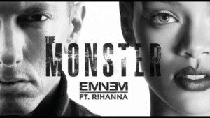 The Monster- Eminem ft. Rihanna